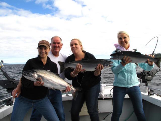 Washington fishing charter washington fishing guide all for Seattle washington fishing charters